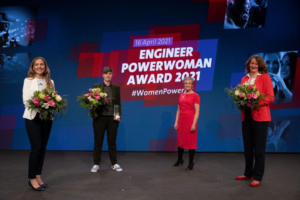 HANNOVER MESSE 2021 digital edition -  WomenPower 2021 - RESET.RETHINK RESTART.