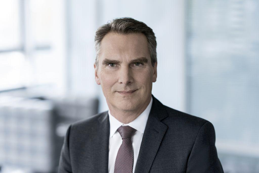 Finanzvorstand Dr. Klaus Patzak