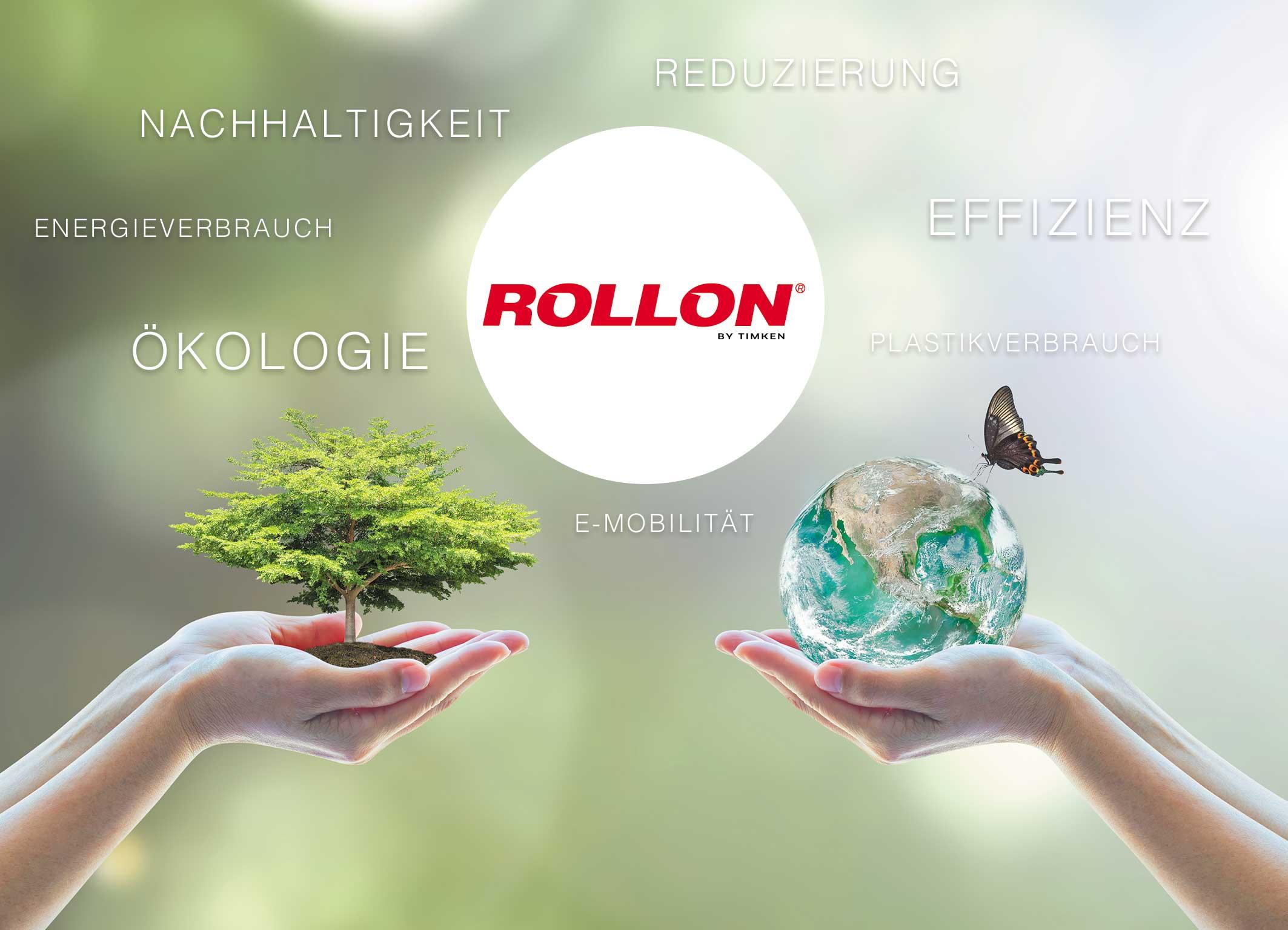 Rollon nimmt Verantwortung ernst