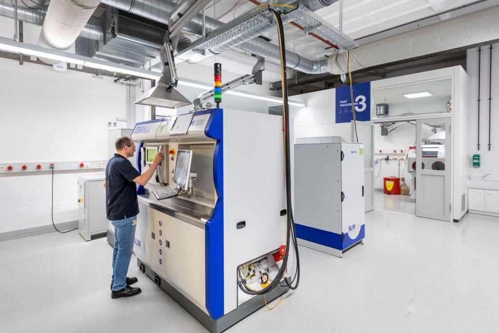 Die Werkstoffexpertise von MAHLE bürgt für hoch belastbare Teile nach Automotive-Standards.