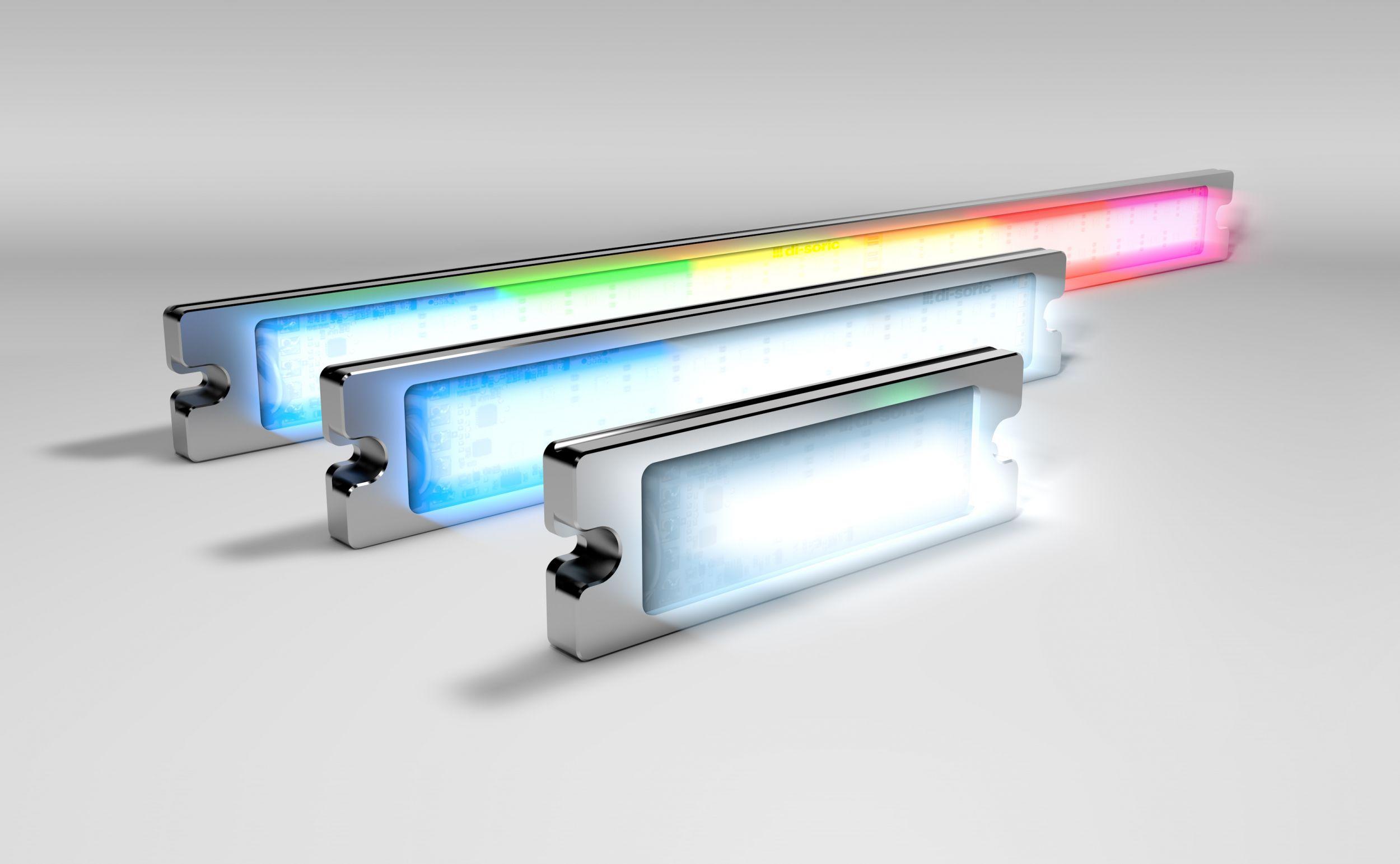 Individualisierbare Lichtsignale