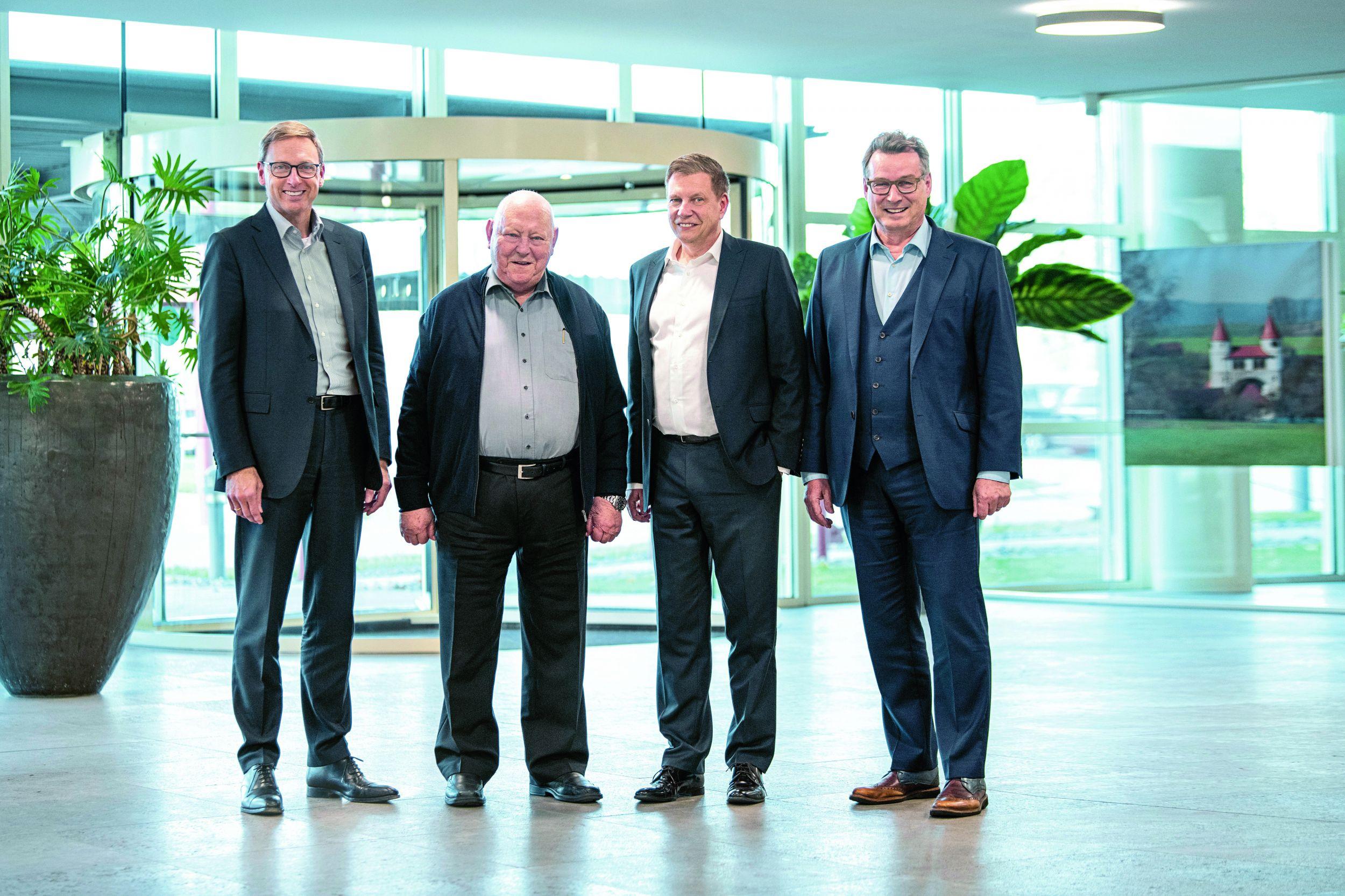 Schubert stärkt seine Vorreiterrolle in der Verpackungstechnik im Pandemiejahr 2020
