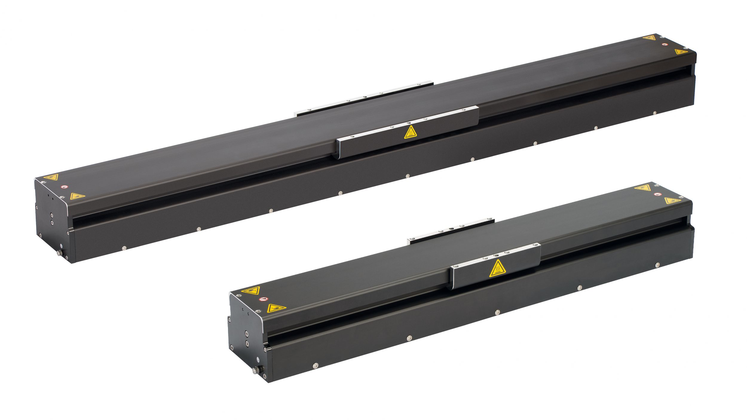 Hochlast-Lineartische für schnelle und wiederholgenaue Positionierung
