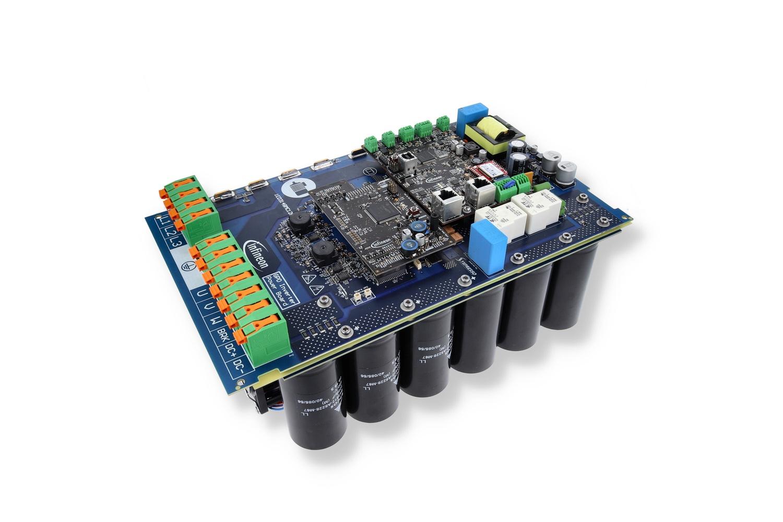 22-kW-Referenzdesign für Motoren in Industrieanwendungen