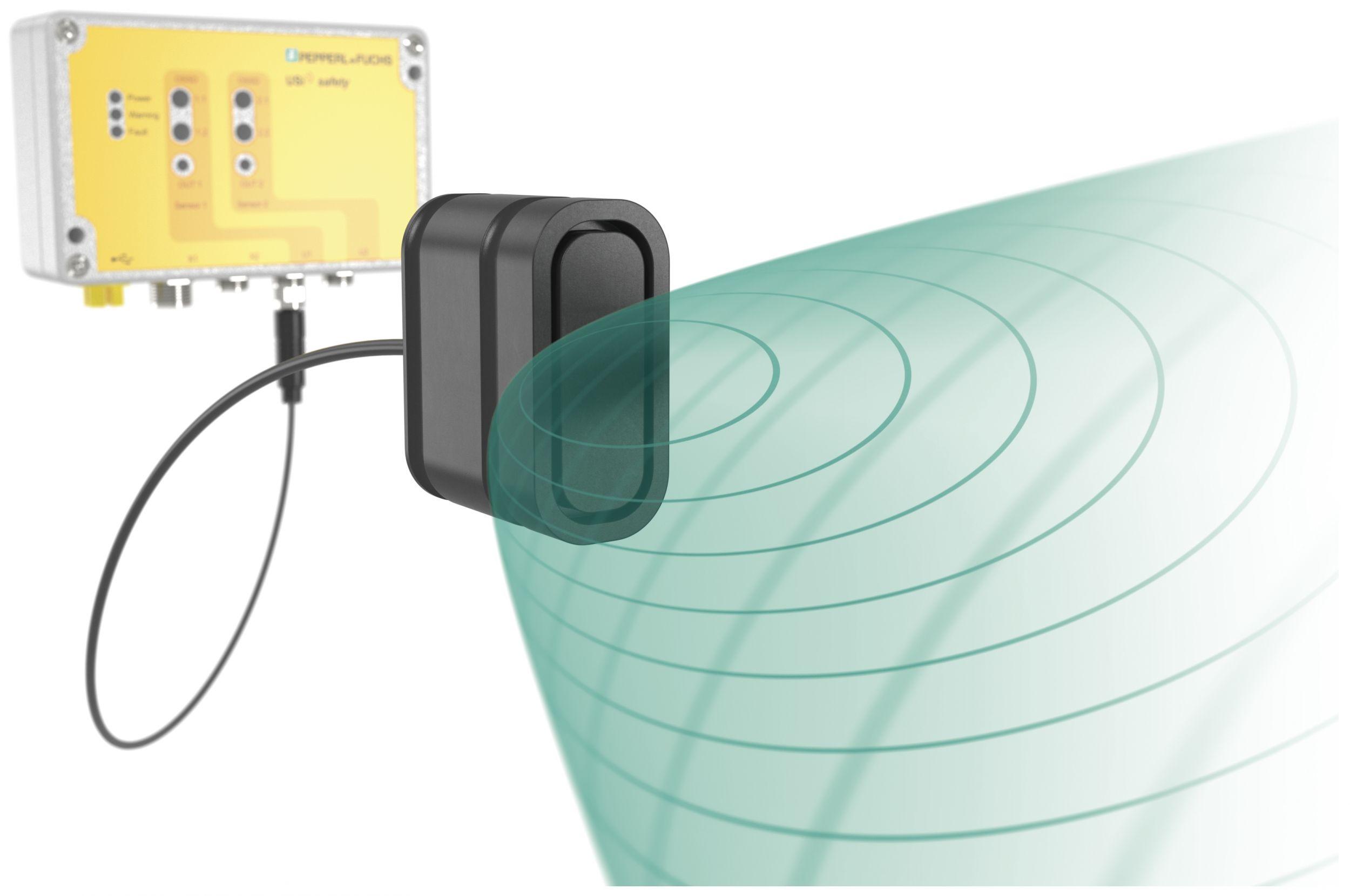 Ultraschallsensor USi-safety