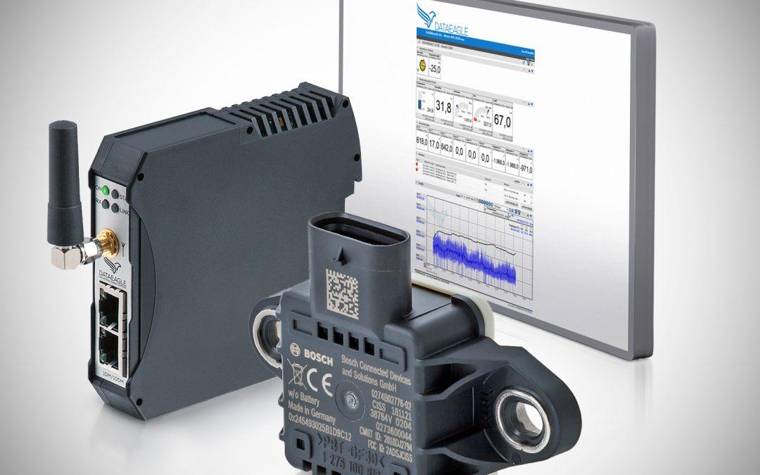 Schlüsselfertiges Condition-Monitoring-System