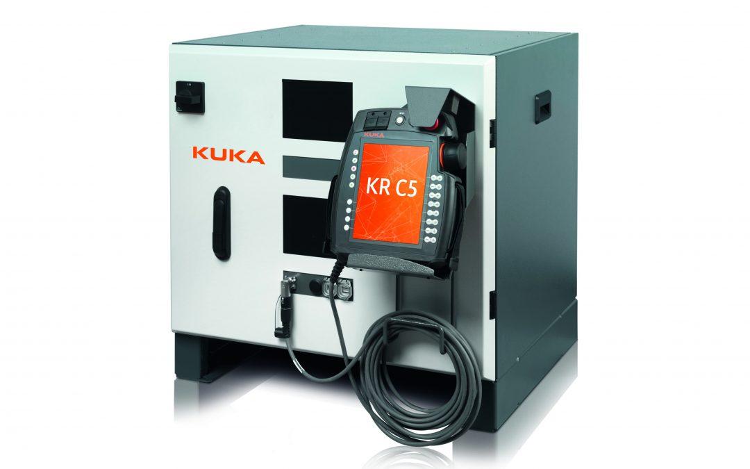 Neue Kuka-Robotersteuerung