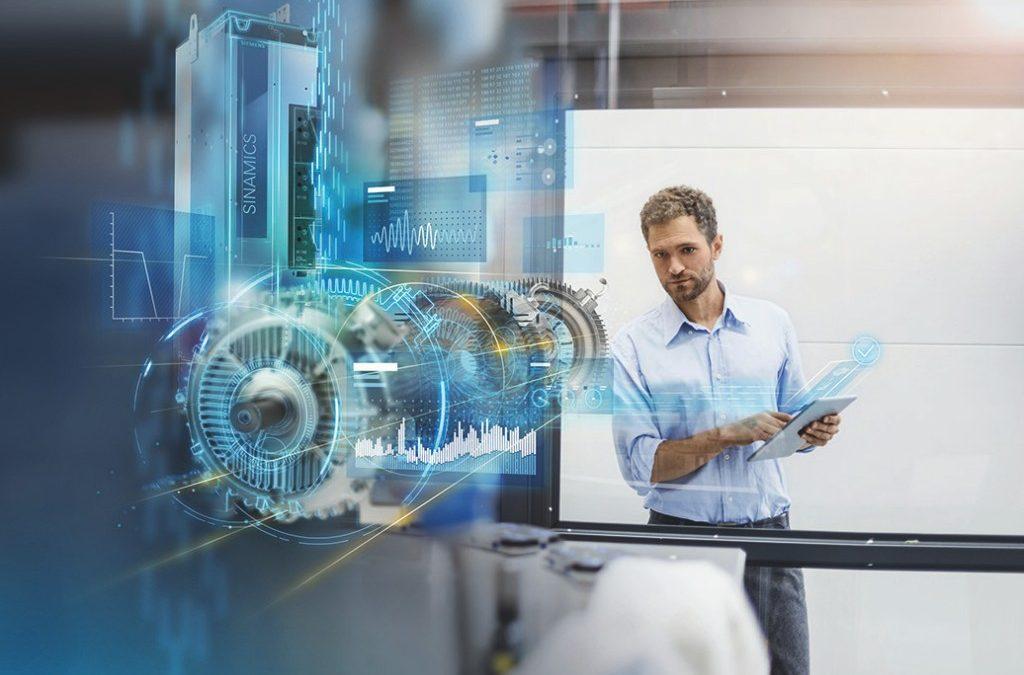 Mindsphere-Applikation verbessert mit KI die Wartungseffizienz von Antriebssystemen