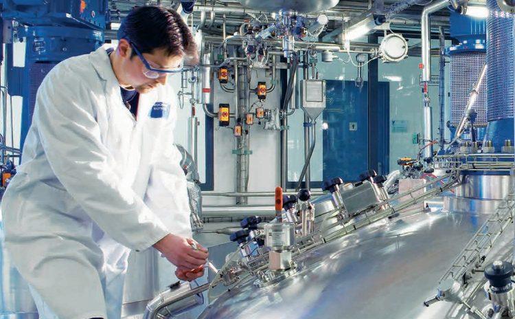 Software für Prozessüberwachung in pharmazeutischer Produktion