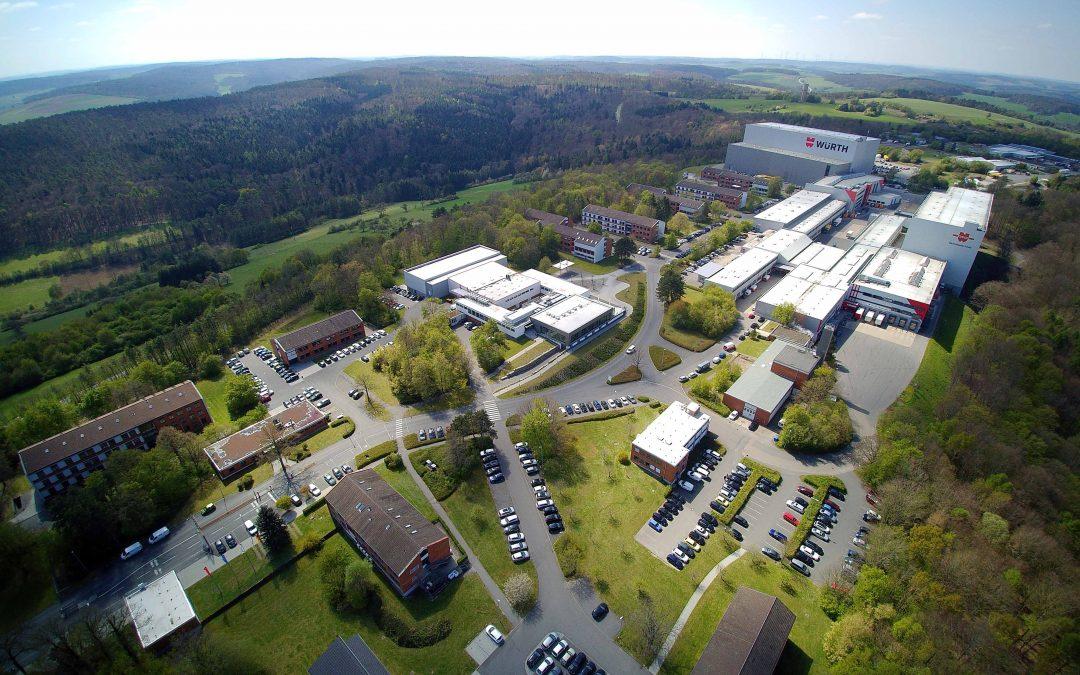 Würth Industrie Service schließt Geschäftsjahr 2020 ab