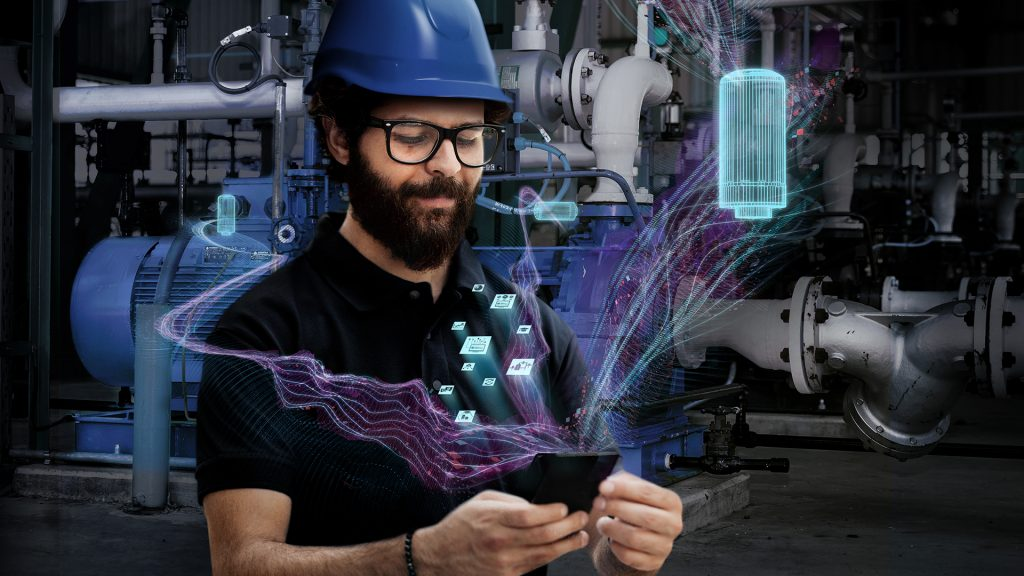 Siemens präsentiert auf der Hannover Messe 2021 mit Sitrans SCM IQ eine neue Industrial Internet of Things (IIoT)-Lösung für Smart Condition Monitoring. Damit können potenzielle Störfälle frühzeitig erkannt und verhindert werden, was Wartungskosten und St