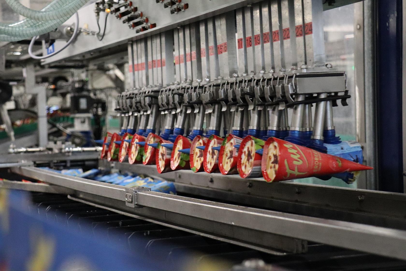 Retrofit-Lösungen für SPSen in der Nahrungsmittelindustrie