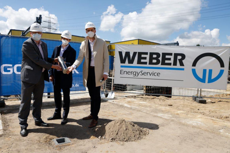 Weber EnergyService bekommt neue Fertigungshalle in Berlin