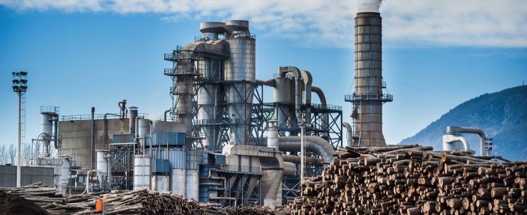 Die Produktion klimafreundlicher Holzpellets erfordert besondere Vorkehrungen, denn Holzstäube sind leicht entzündlich.