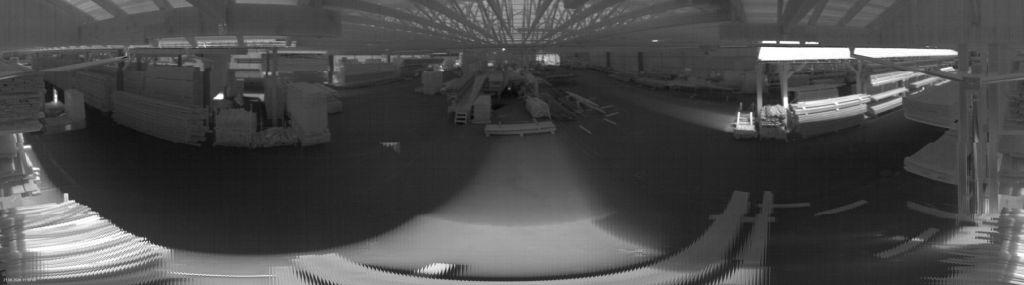 Mittels Infrarot werden mögliche frühzeitig Brandherde erkannt. Das IR-Panorama gibt dabei einen optimalen Überblick und macht gefährliche Hotspots sofort sichtbar.