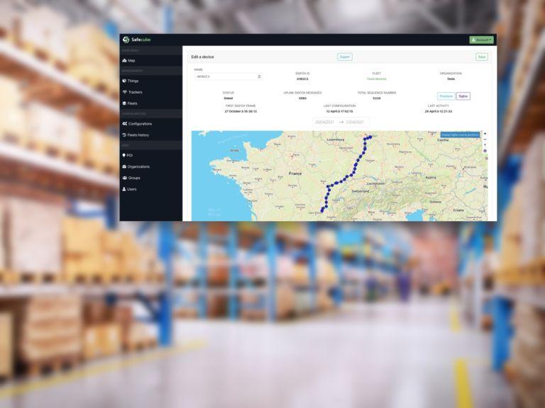 Safecube bietet neues IoT-Asset-Tracking