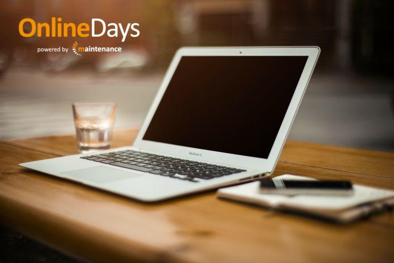 Rückblick auf die OnlineDays der Maintenance