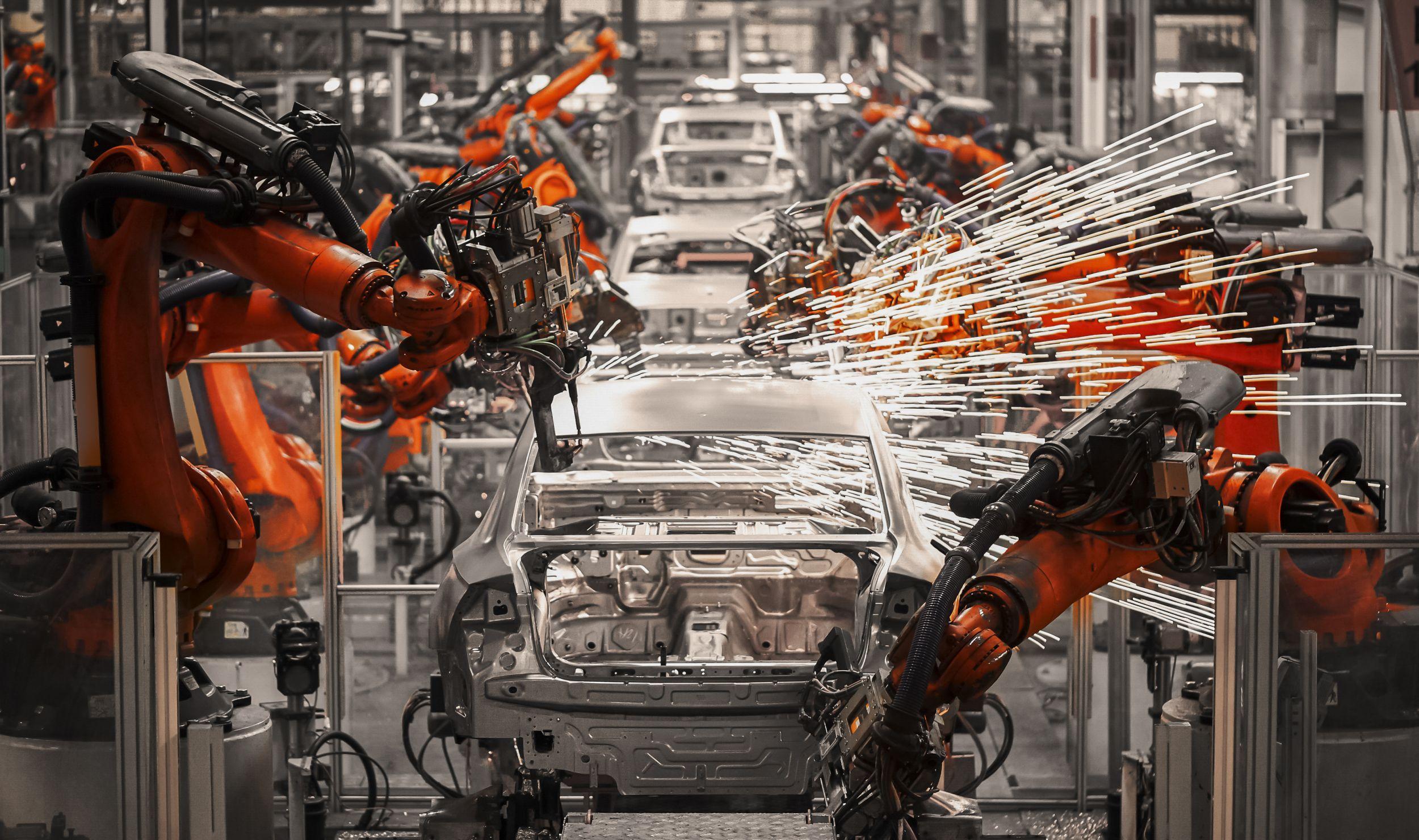 Factory Edge für die Automobilbranche