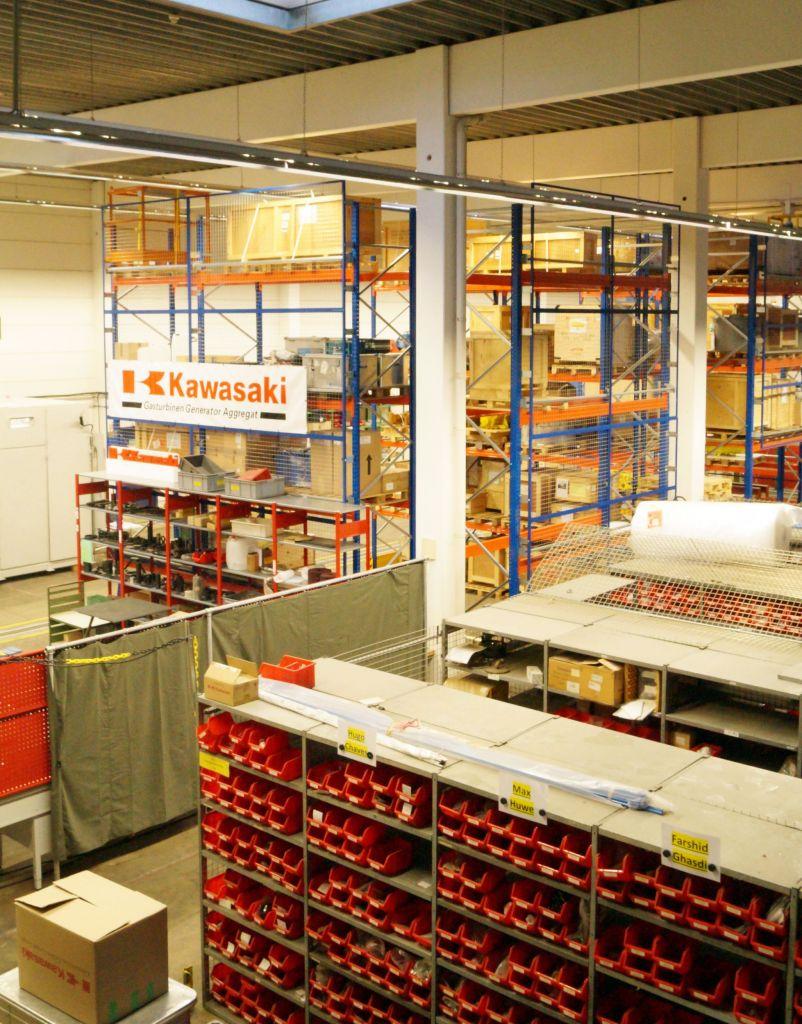 Der Lagerbestand bei KGE wird auf 2,4 Millionen Euro beziffert.