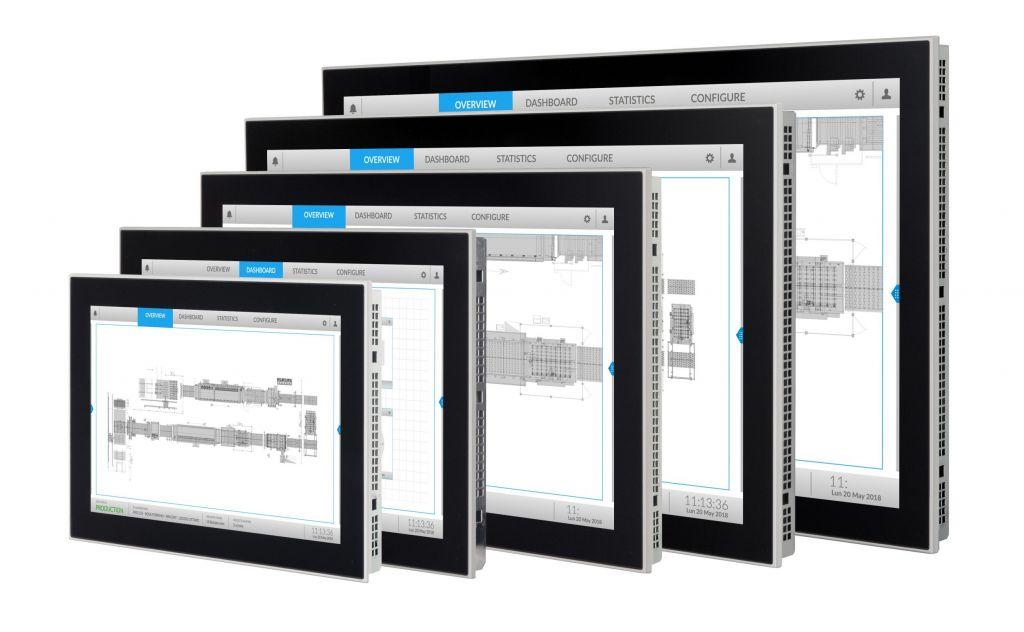 In einem Uniqo-System ist es möglich, Daten und Funktionalität einer Anwendung gemeinsam zu nutzen. So kann ein externer OPC-UA-Client aktiv mit allen Funktionen des Projekts interagieren - sogar mit den grafischen Ressourcen der Bildschirme.