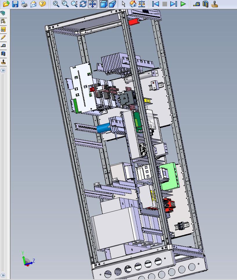 Engineering-Plattform für die Schaltschrank-Fertigung