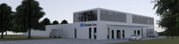 IBM tritt bei seinen Rechenzentrumsvorhaben als Generalübernehmer auf. (Bild: IBM Deutschland GmbH)