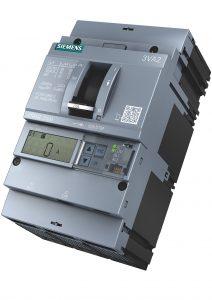 Innovative Kompaktleistungsschalter wie die der Reihe 3VA von Siemens erfüllen die anspruchsvollen Anforderungen an eine sichere Energieverteilung in Industrie 4.0-Umgebungen. (Bild: Siemens AG)
