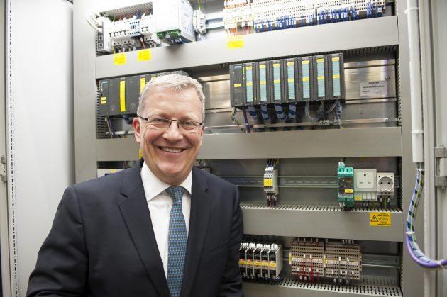 Timo Amels, Geschäftsführer der ATR (Bild: ATR Industrie-Elektronik GmbH)