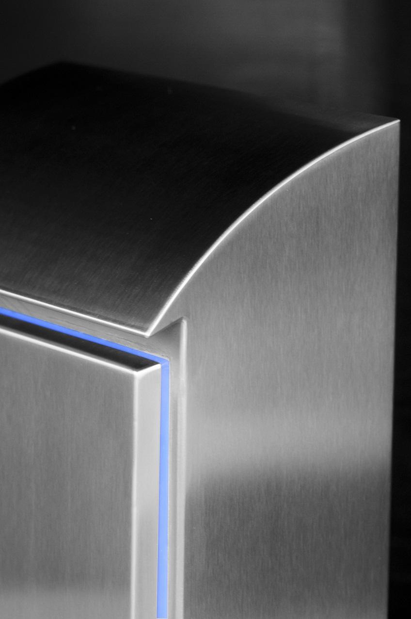 edelstahl geh usesystem im hygienic design. Black Bedroom Furniture Sets. Home Design Ideas