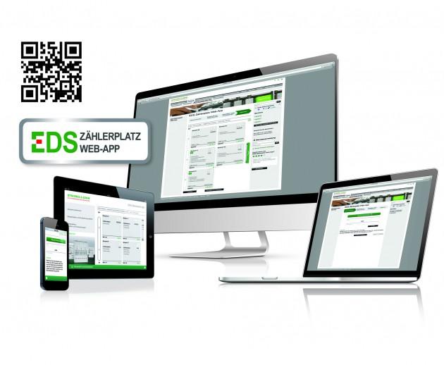 Zählerplatz-App jetzt online als Web-App