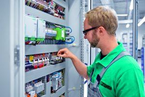 Push-in-Anschlusstechnik reduziert Installationskosten