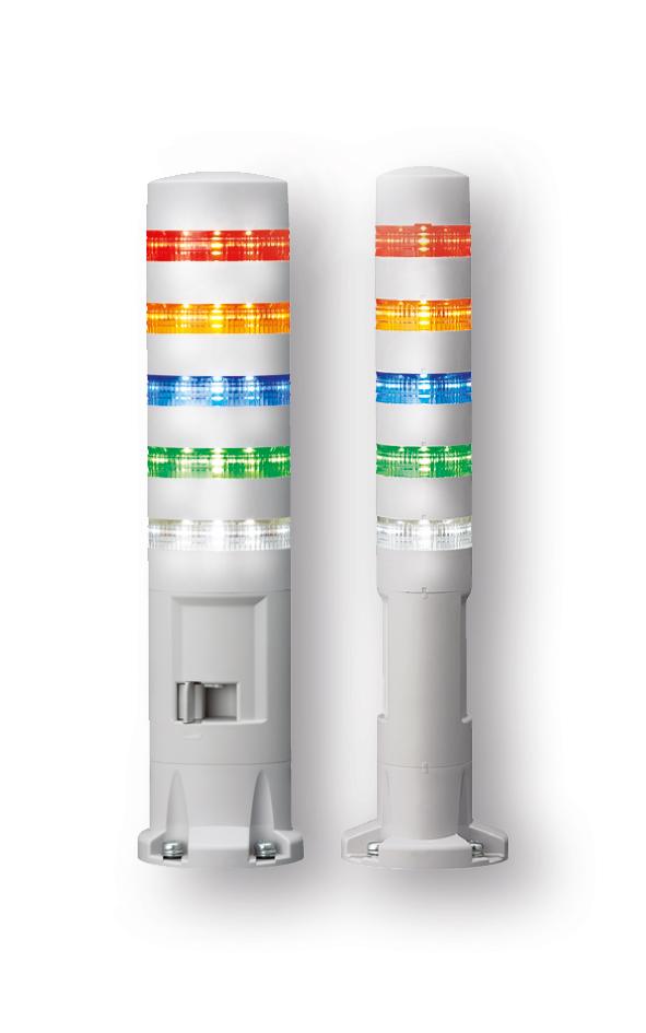 LED-Signalsäulen in innovativem Design