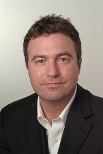 Für Micropelt CEO Fritz Volkert bietet die Zusammenarbeit mit Eaton großes Potential (Bild: Micropelt GmbH)