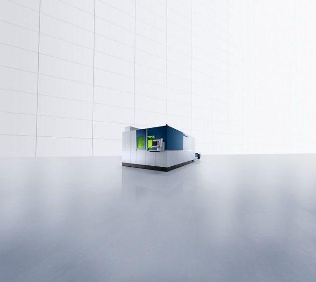 Effizienter Laserschneiden