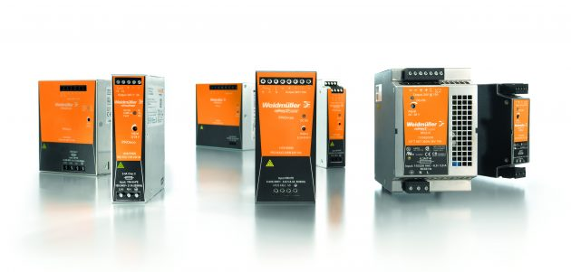 Drei Schaltnetzgeräte-Familien en die Basis für zuverlässige Stromversorgungskonzepte: PROeco -