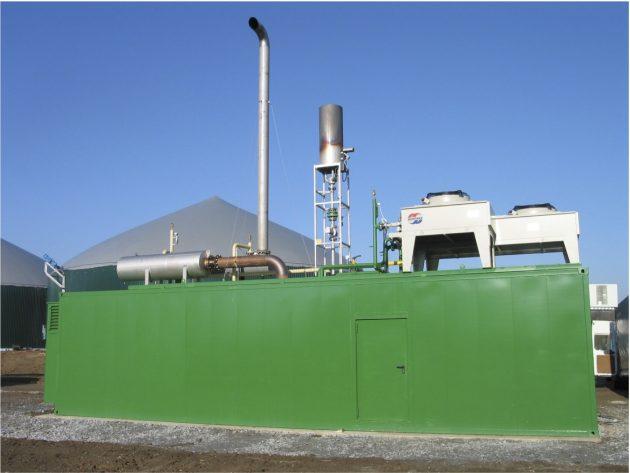 Steuerung für Blockheizkraftwerke