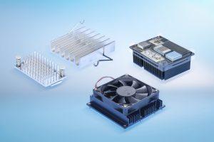 Kühlungsportfolio für Embedded Systeme