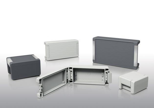 Bocube Aluminium - Neues Design und verbesserte Features schützen empfindliche Elektronik auch in anspruchsvoller Umgebung (Bild: Bopla Gehäuse Systeme GmbH)