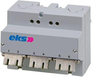 Mit der Spleißbox ergeben sich vielseitige Einsatzmöglichkeiten: von der Datenkommunikation im Umfeld von Produktionsanlagen über die Gebäudeautomatisierung bis hin zu intelligenten Stromnetzen (Smart Grids). (Bild: eks Engel GmbH & Co. KG)