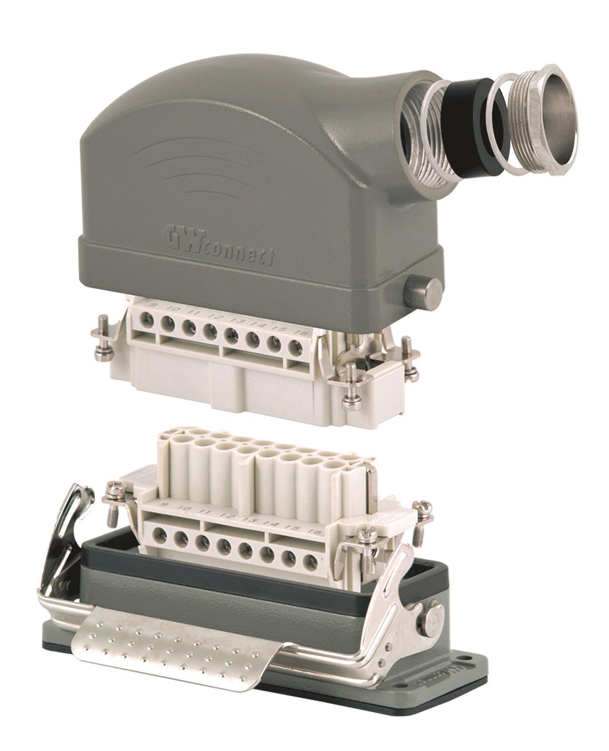 Neuer Steckverbinder für die industrielle Automatisierungstechnik