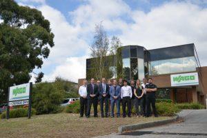 Neue Wago-Tochtergesellschaft in Australien