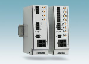 Mehrkanalige elektronische Geräteschutzschalter