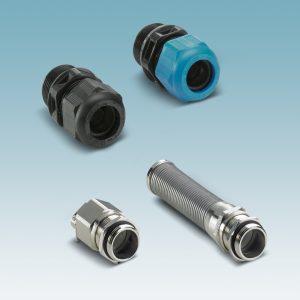 Neue Kabelverschraubungen für Ex- und Standardbereiche