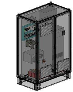 Der neue VLT Plus Panel Schaltschrankkonfigurator von Danfoss stellt dem Anwender ein Komplettpaket inklusive Dokumentation zusammen. (Bild: Danfoss GmbH)