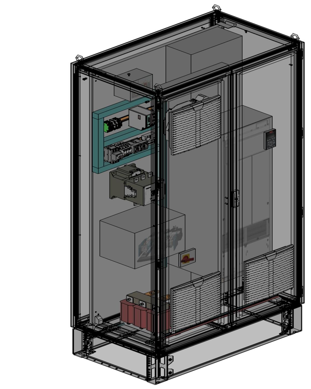 Schaltschrankkonfigurator für die richtige Frequenzumrichter-Lösung