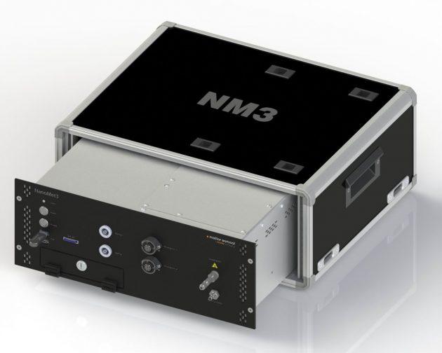 Beispiel einer Anwendung, bei der mehrere hundert Grad heiße Abgase von der Elektronik zu isolieren waren. (Bild: Santox Gehäuse-Systeme GmbH)