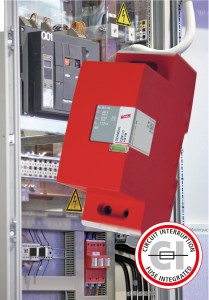 Für höhere Spannungen ausgelegt sind die neuen Überspannungsschutzgeräte von Dehn. (Bild: Dehn + Söhne GmbH + Co. KG)