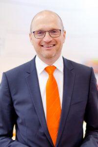 Dr. Matthias Kirchherr wurde zum CSO der U.I. Lapp GmbH bestellt (Bild: U.I. Lapp GmbH)