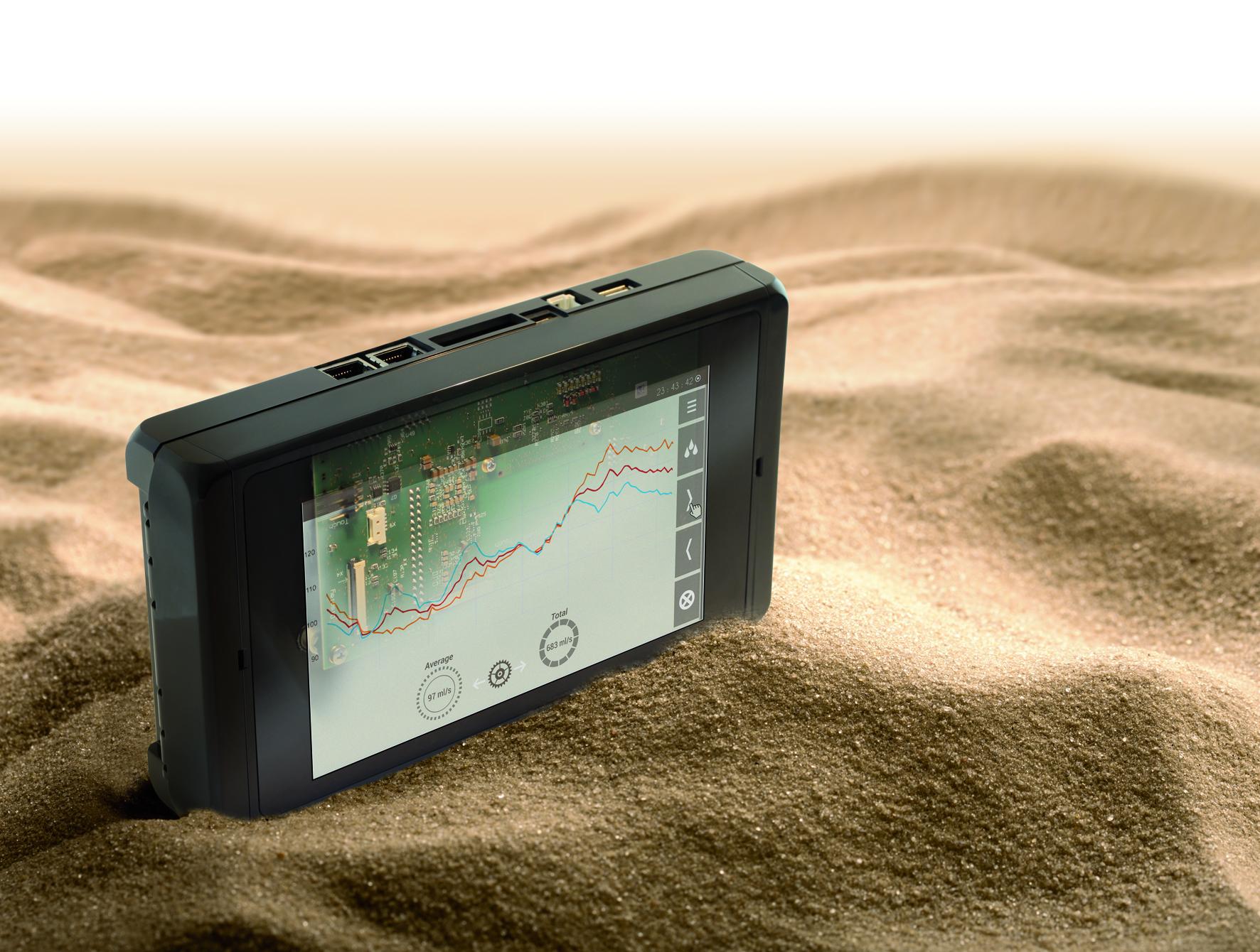 Touchscreen-Integration für jedes Gehäuse