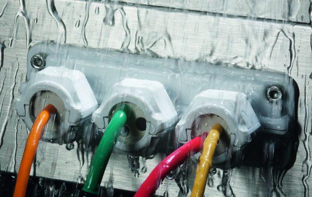 Langlebige und sichere Kabel-Einführung
